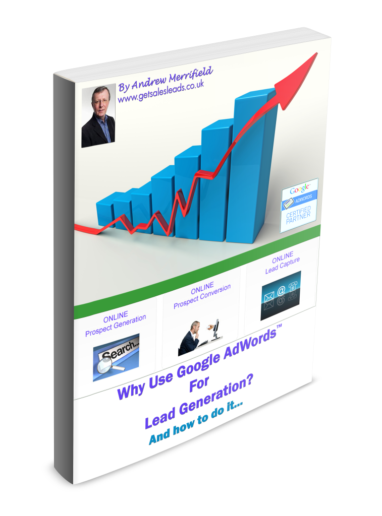 Why Use Google AdWords For Lead Generation? eBook