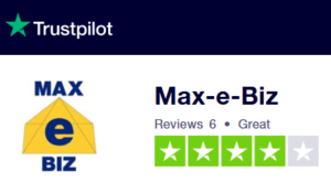 Max-e-Biz 6 Trustpilot reviews